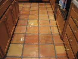 saltillo tile installation san go ca with a high gloss finish