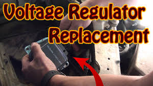 diy how to replace lincoln continental voltage regulator fix diy how to replace lincoln continental voltage regulator fix charge system error