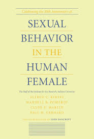Sexual Behavior in the Human Female Alfred C. Kinsey Wardell B.