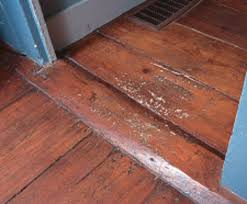 finish wear in high traffic areas exposes the wood fibers unattractive and damaging to