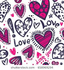 Heart Pattern Cool Heart Pattern Images Stock Photos Vectors Shutterstock