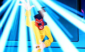 Powerline is a famous rock star. 25 Years Ago A Goofy Movie Became The Blackest Most Underrated Nerd Classic Of All Time Black Nerd Problems
