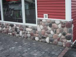 Small Picture Wisconsin River Rock Stone Veneer InteriorExterior Walls Pro