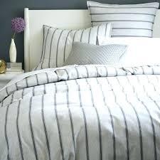 stripe duvet ticking stripe bedding incredible best ticking stripe duvet cover images on ticking intended for