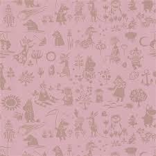 brewster wallering pink moomin non