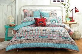 boho king comforter cotton luxury bedding sets king queen size bohemian