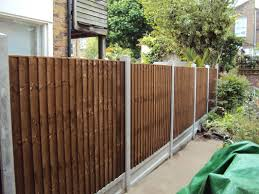 latest projects wooden garden fence