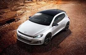 VW Scirocco GT and R-Line Black Editions... that are white! by CAR ...