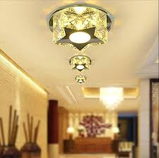 entry hall lighting a corridor lamp crystal lamp lights home entrance hall corridor ceiling lighting led