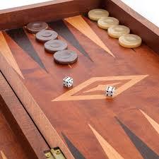 Handmade Wooden Board Games Game Set Wooden Handmade The Donkey Inlaid Design Medium 72