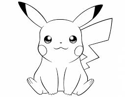 stylist and luxury cute pikachu coloring pages get this 8vbg3 with page