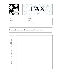 Cover Sheet Template Free Fax Letter Download Templates