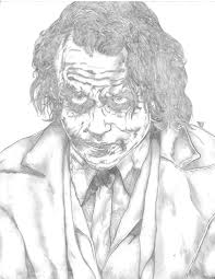 Small Picture Trendy Joker Coloring Pages Joker Coloring Pages Image 16 Ppinewsco
