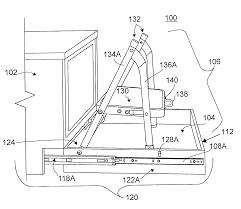 Kick Plates For Cabinets Patent Us20120086317 Toe Kick Step Stool Google Patents