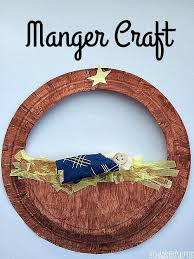 Christmas Craft For Kids  Baby Jesus Star Ornament Craft From Www Christmas Sunday School Crafts