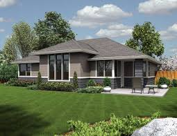 House Plans With Mother In Law Suites  Contemporary Ranch In Contemporary Ranch Floor Plans