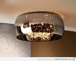 unusual ceiling lighting. brilliant flush mount ceiling chandelier 15 lighting to charm your home design lover unusual l