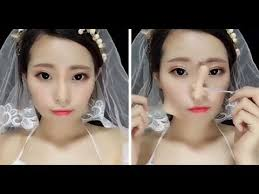 the art of makeup in asia will make you reconsider what you know about everything