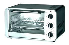 black convection toaster oven ovens and 6 slice decker countertop blackdecker cto6335s stainle