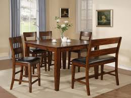 height of dining table bench. amber counter height dining table of bench