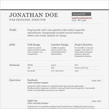 Resumes Free Templates Adorable Sample Resume Template Free Website Templates In Css Js
