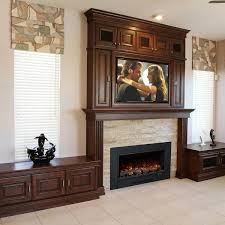 perfect design large electric fireplace zcr insert 38