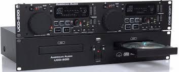 Купить <b>American Audio UCD200 CD проигрыватель</b>: цена в ...