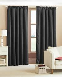 Plaid Curtains For Living Room Interior Design Brown Window Blackout Curtain For Stylish Living