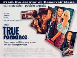 Romantic Movie Poster True Romance