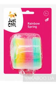<b>Пружинка радуга Just</b> Cool (076-1) купить в интернет магазине ...