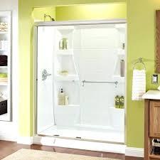 standard glass shower door size large of sliding doors dimensions s