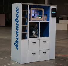 It Vending Machines Mesmerizing 48dersorg Dreambox 48D Printing Vending Machine Near You 48D