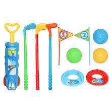 Набор <b>клюшек</b> для гольфа, <b>игра</b> для родителей и детей, Спорт ...