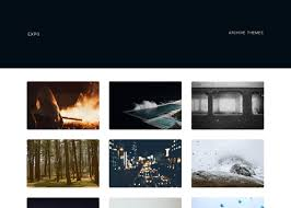 Tumblr Photography Themes Olle Ota Themes Free Tumblr Themes