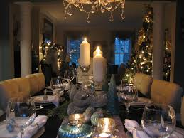 dining room ideas for christmas. xmas-table-decorations-with-christmas-trees-also-wood- dining room ideas for christmas f
