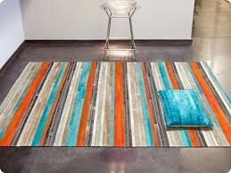 orange and turquoise area rug attractive round rugs teal with 20