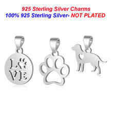 Compare Prices on Dog Pendant Sterling- Online Shopping/Buy ...