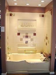 cost to remove tub and install shower install tub shower combo awesome tips for replacing a