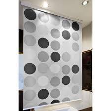 eco friendly brilliant shower curtain blind 160cm x 240 cm retro