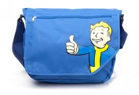 Купить <b>fallout Сумка</b> Vault Boy Messenger <b>Bag</b>, <b>Сумки для детей</b> ...