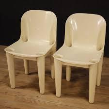 Furniture <b>6</b> Italian design <b>chairs</b> in plastic Home & Living Furniture