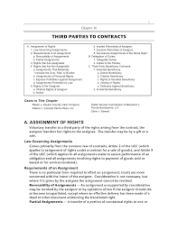 Assignment Of Contract Partial Assignment Of Contract Top Rated Writing Company 21