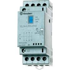 installation protection series finder no  installation protection series 22 finder 22 34 0 230 4640 2 no 2 nc