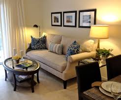... Large Size Small Apartment Decorating And Furnishing On A Budget ...