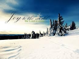 Joy To The World Christian Christmas ...