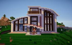 Andyisyoda explores past and present house design! Fabulous Minecraft Modern House Plans Floor Elegant Modern Minecraft House 900x565 Wallpaper Teahub Io