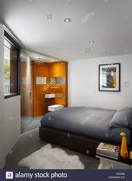 Wimbledon Village House In London Moderne Schlafzimmer Mit Offenen