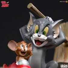 Tom & Jerry Statue 1:3 Prime Scale, 20 cm
