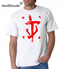 Aliexpress.com : Buy <b>Doom T Shirt Mark</b> Of The Doom Slayer Red T ...
