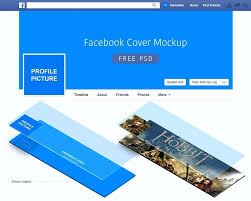 facebook page template for students template facebook page template photoshop book link example